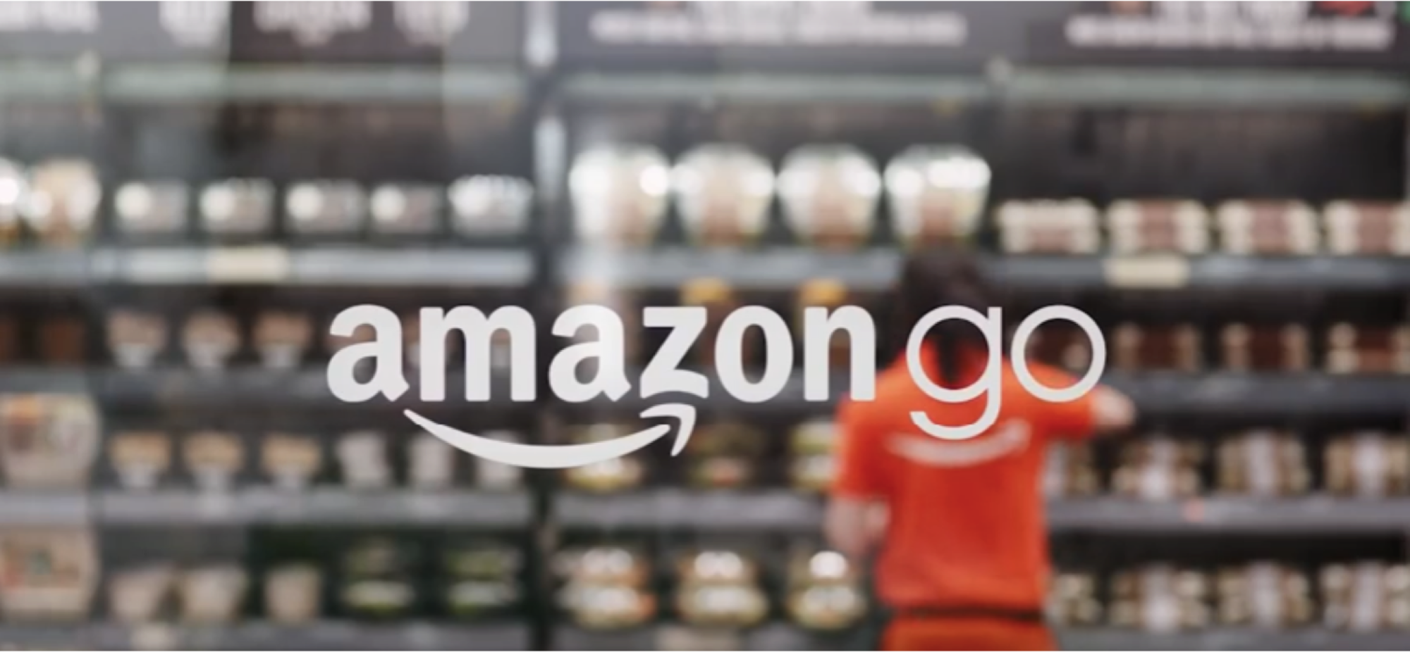 How Amazon Go could benefit… Amazon