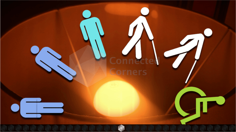 Smart bulbs help assisted living - Connected Corners