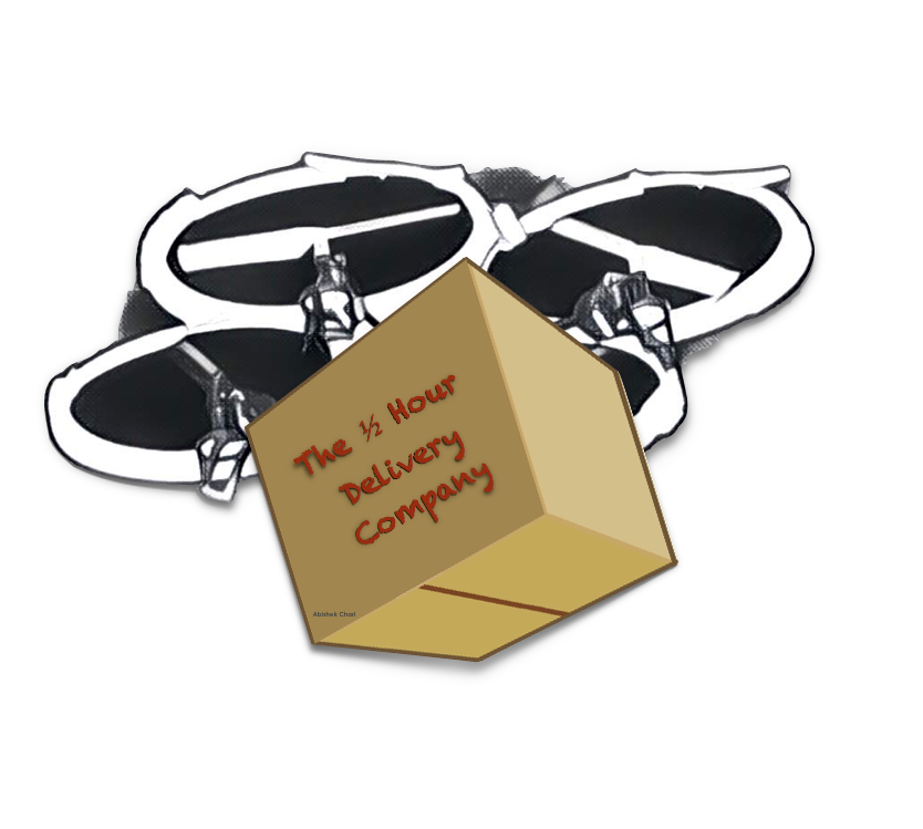 Commercial Drones – Key Deployment Scenarios & Challenges (Part 1)