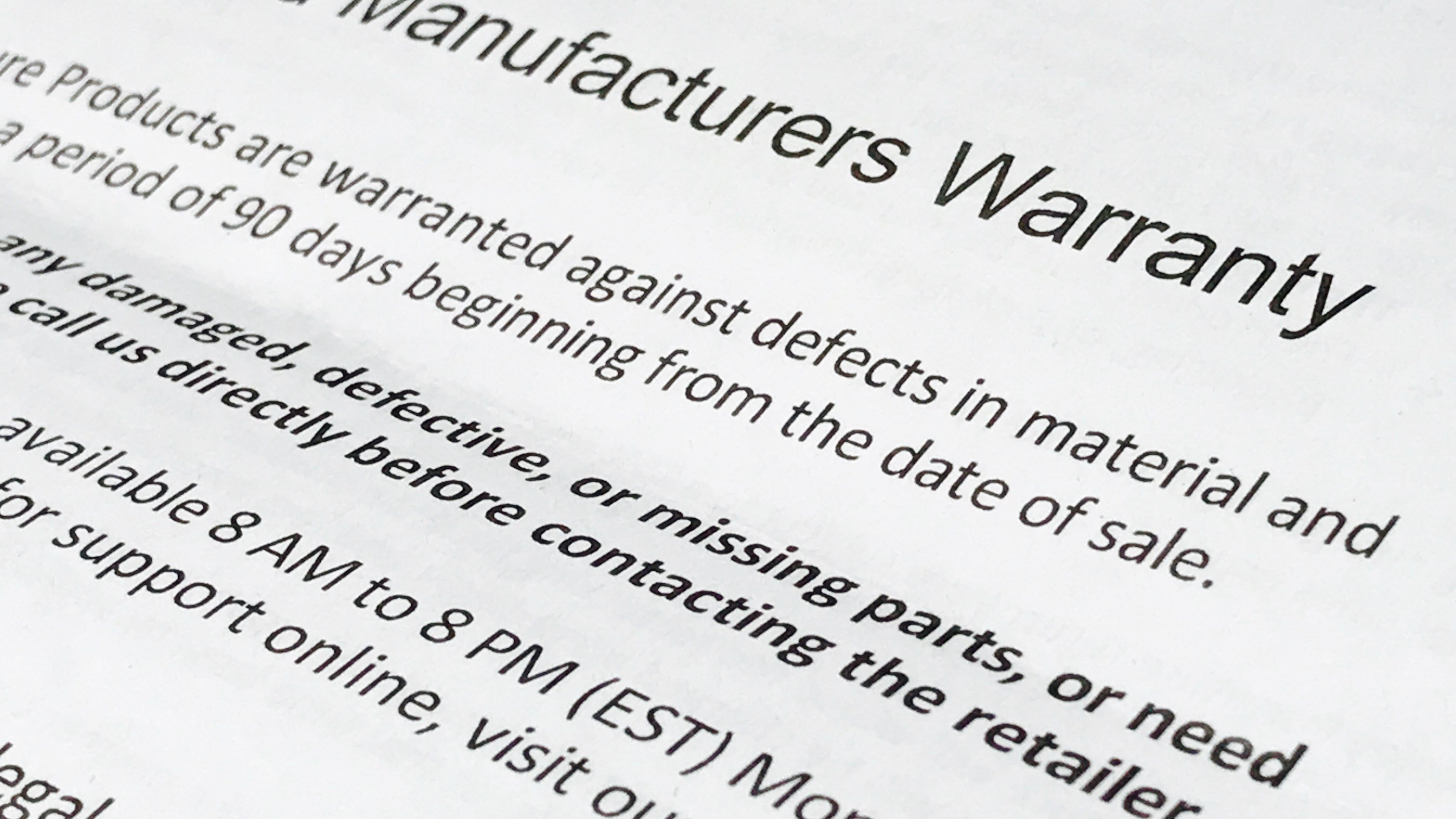 Internet of Warranty could be the next big disruption!